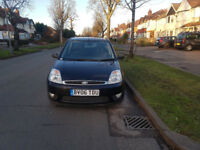 2006 FORD FIESTA 1.25 5DR! CHEAP TO RUN AND INSURE.