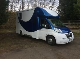 3.5t horse box for sale or part ex