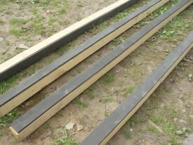 Floorboard supports