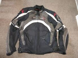 RST motor bike jacket 2 XL with elbow pads