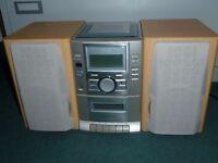 Sanyo Mini stereo system