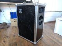 SOUNDBOKS Series 1 portable PA speaker 119db