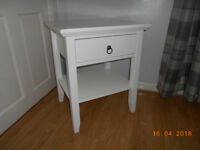 large bedside table / drawer good condition