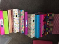 13x storage folders