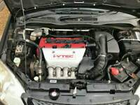 Honda civic ep3 type r 200bhp k20