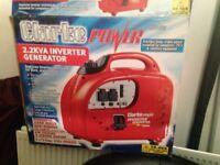 2.2 KVA Inverter generator