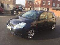 Hello here for sale Ford fiesta 1.4 engine 05 plat 5 speed nice family car run &drive perfect