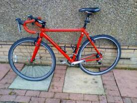 Bicycle road bike cyclocross cx