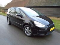 Ford S-Max ZETEC TDCI 2.0 - Finance available from £119.64 per month ZERO deposit required!!