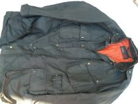 Black motorcycle jacket Trialmaster XL500 from Belstaff
