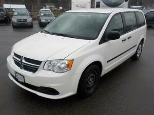 2013 Dodge Grand Caravan SE Stow 'N Go
