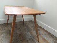 Ercol Plank Retro Dining Table