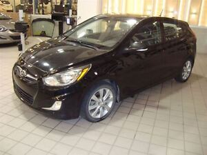 2013 Hyundai Accent GLS A/C TOIT OUVRANT BLUETOOTH CRUISE ET PLU