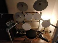 KAT KT2 percussion electronic drum kit