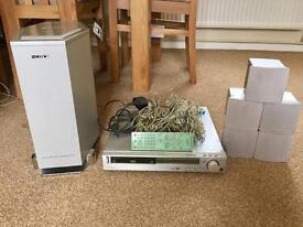 Sony 5.1 Surround Sound DVD System