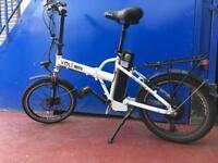 Volt metro electric bicycle.