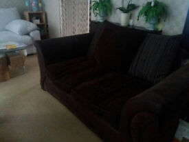 two dfs sofas
