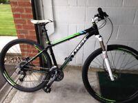 Trek xcaliber 7 mountain bike