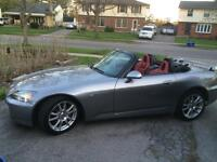 Mint 2004 Honda S2000 Just over 60,000kms Only $17,000 OBO!!!!!!