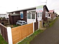 2 Bed Semi Detached Chalet Holiday home for sale South Shore Holiday Village near Bridlington (1263)
