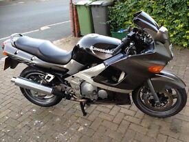 Kawasaki zzr600 1999 low miles nice zzr 600 zx6r