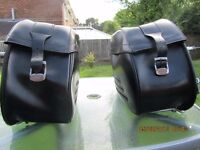 Yamaha xvs 1100 Leather Luggage and Brackets
