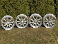 Rondell deep dish alloy wheels, 5x108, Volvo s60 v70, Ford, Peugeot, Citroen