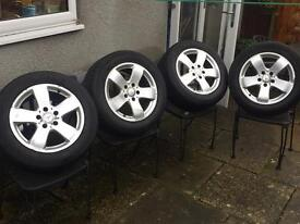 Mercedes e class wheels (W211)