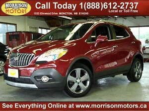 2013 Buick Encore AWD, Leather, Remote Start