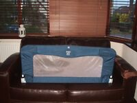 Folding Bed guard (with carrying bag)