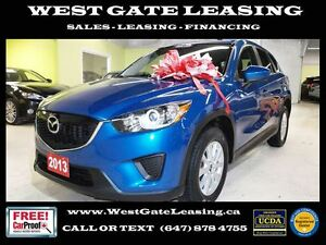 2013 Mazda CX-5 GX AWD | 0% FINANCE |