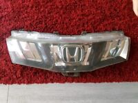 Honda civic grill perspect