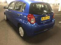 2009 chevrolet aveo 1.2 61 k mls imaculate low mieage cheap pocket friendly car bargain