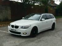 For sale BMW 530D M SPORT 330BHP TOURING 56 PLATE PX AVAILABLE