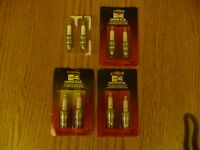 (8) Champion Spark Plugs Copper Plus RV15YC4