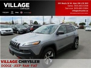 2014 Jeep Cherokee Trailhawk|TOW|LEAHTER|NAV|BACKUP CAM
