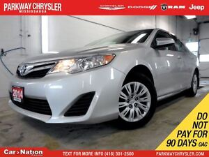2014 Toyota Camry LE  BLUETOOTH  REAR CAMERA  ACCIDENT-FREE!