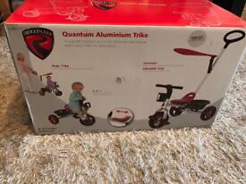 Aluminum Trike 2 in 1 Age 18-35 months
