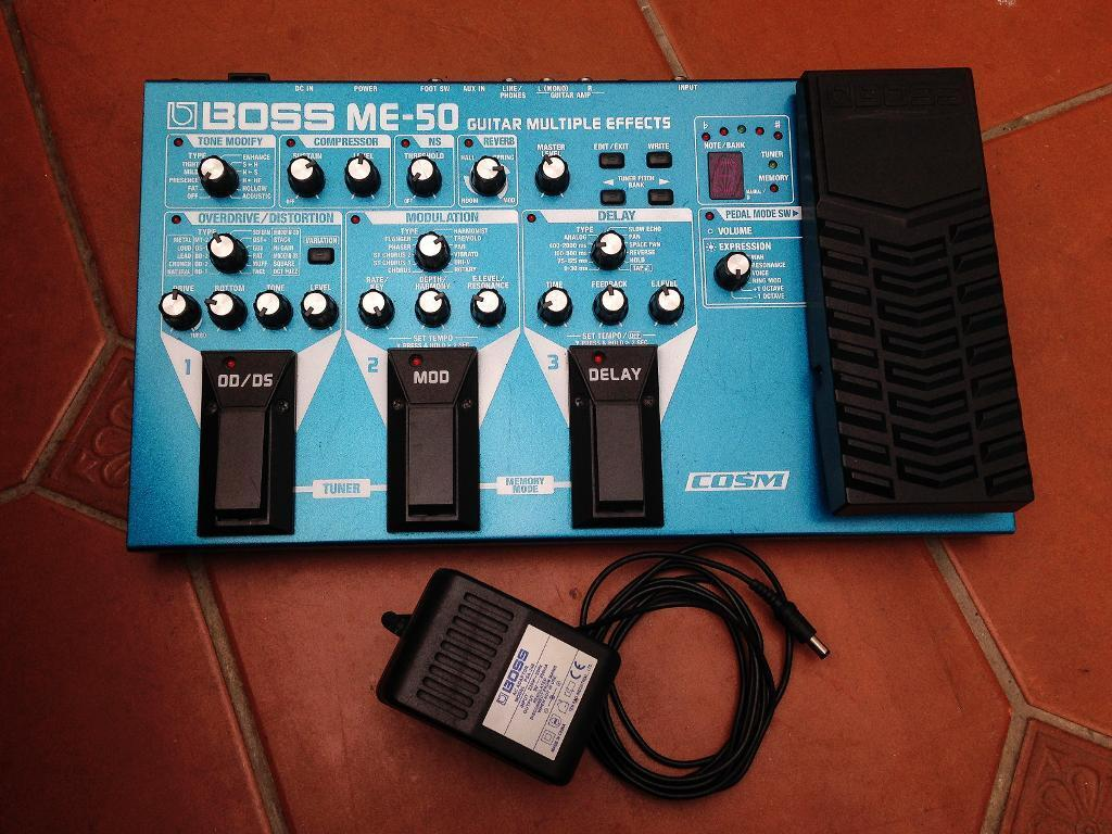 boss me 50 multi effects pedal in barnet london gumtree. Black Bedroom Furniture Sets. Home Design Ideas