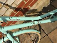 Women bike- Victoria Pendleton