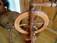 Spinning Jenny Wheel