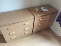 Wooden Chest of Drawers..... Has to be away by Sunday