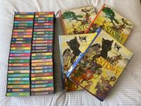Vintage Complete Story Teller 1 & 2 cassettes and magazines