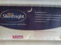 Silent Night Double Matress