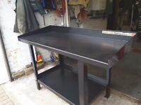 Taskmaster steel work bench.