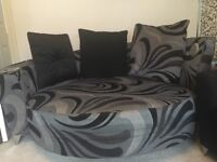 Cuddle Chair/Sofa with Docking Station & Speakers