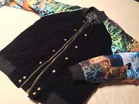 Men's Versace Bomber Jacket
