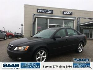 2006 Hyundai Sonata NO ACCIDENTS LEATHER GL V6 WITH SUNROOF EXCE
