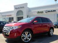 2014 Ford Edge Limited AWD Nav Ready Leather Sunroof Backup Cam