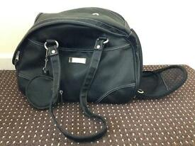 Puppia dog handbag